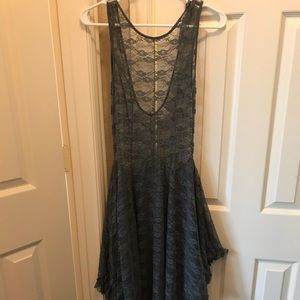Free People French Courtship Lace Slip.